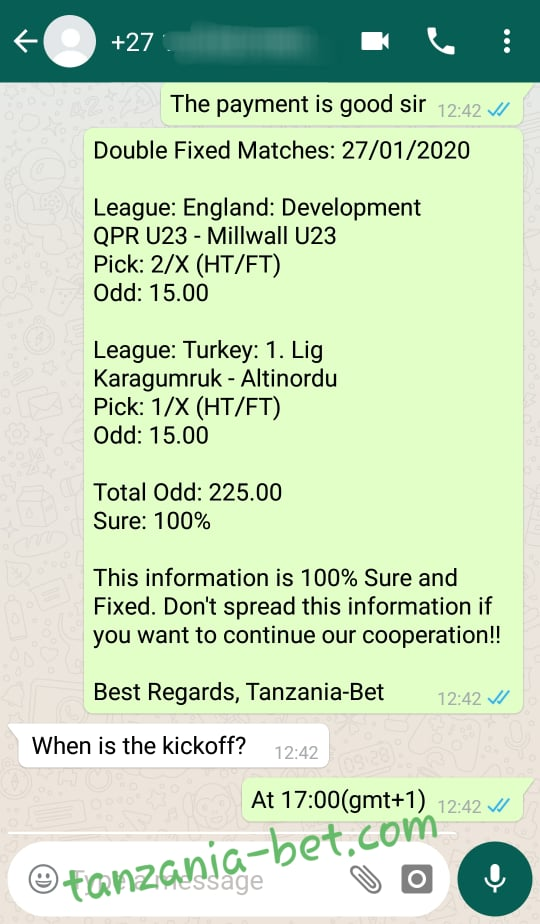 reliable fixed betting
