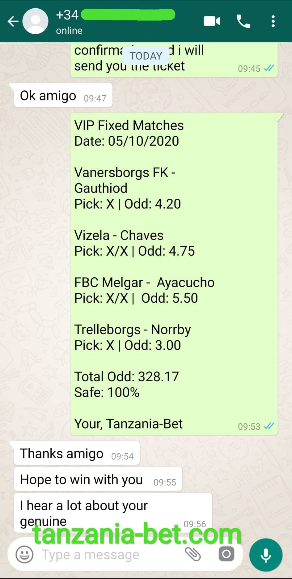 best soccer odds in africa