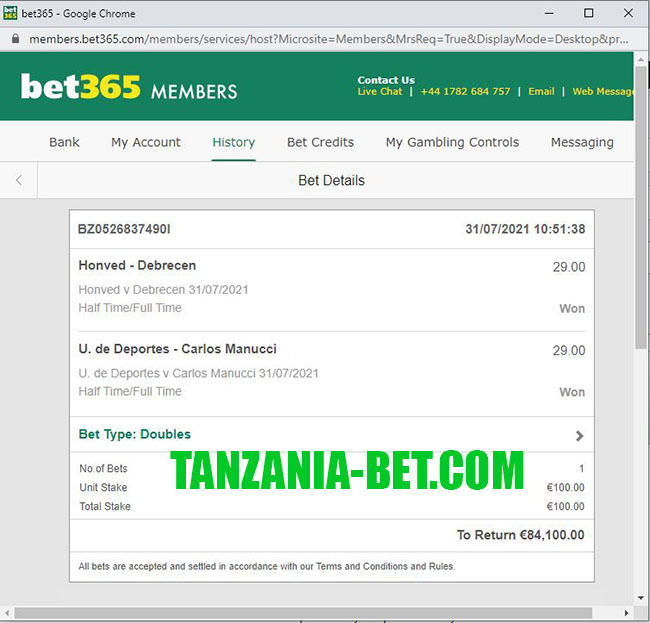 Sure Games Tanzania 1x2