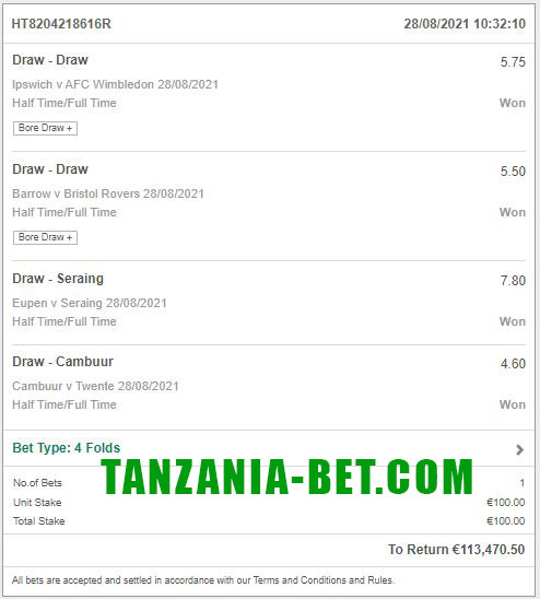 Sure Odds Soccer Betting